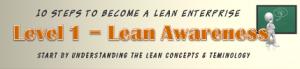 lean awareness training online